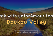 Dzukou Valley - Trek with yathramour team