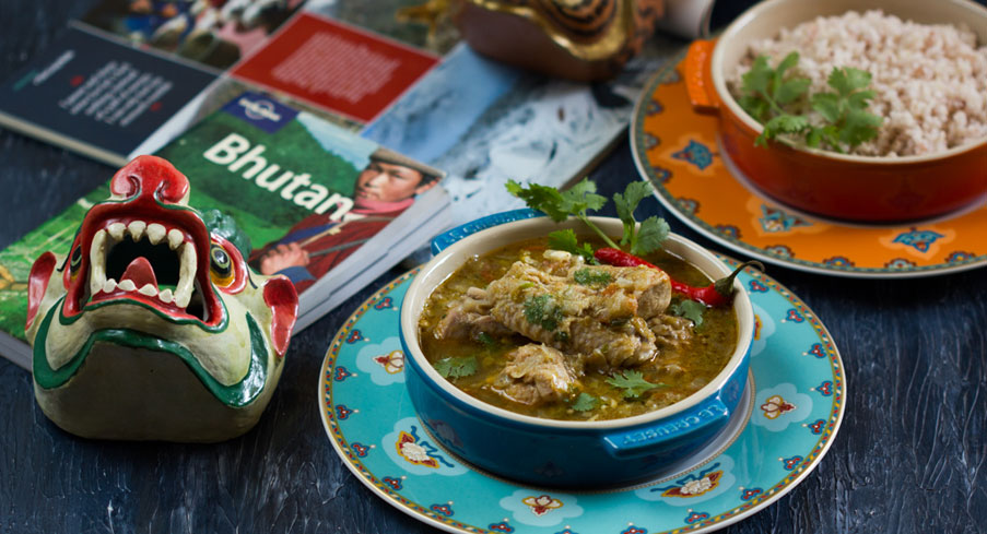 Bhutanese Cuisines