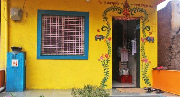 Shani Shignapur Village in Maharashtra