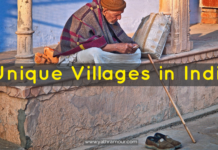 UNIQUE VILLAGES IN INDIA